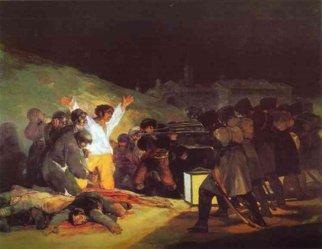 Characteristics Of Goya S Paintings